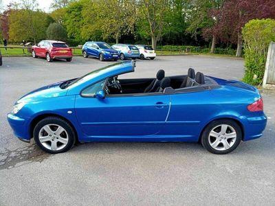 used Peugeot 307 CC 2.0 16v 2dr
