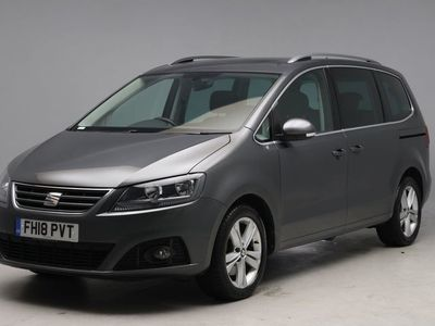 used Seat Alhambra 2.0 TDI CR Xcellence [150] 5dr DSGKeeping you safe
