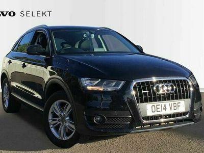 used Audi Q3 2.0 T FSI quattro SE (140ps) S Tronic 5dr