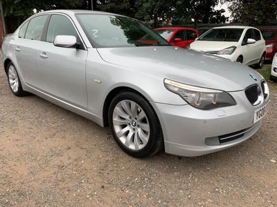 used BMW 525 5 Series 3.0 d SE 4dr LCI FACELIFT