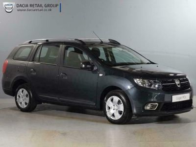 used Dacia Logan Stepway 1.5 dCi SE Summit 5dr