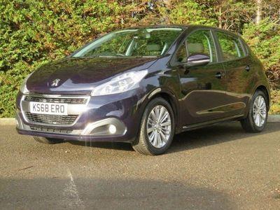 used Peugeot 208 hatchback