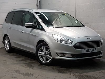 used Ford Galaxy 2.0 Tdci 180 Titanium 5Dr