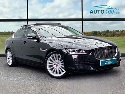 used Jaguar XE 2.0d Portfolio Auto AWD (s/s) 4dr