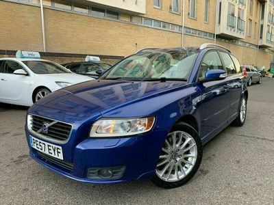 used Volvo V50 2.4 D5 SE Lux Geartronic 5dr