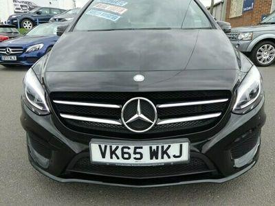 used Mercedes B180 B-Class EstateCDI AMG Line Premium 5d Auto