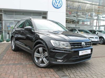 used VW Tiguan 2.0 Tdi 150 Match 5Dr Dsg
