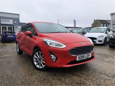 used Ford Fiesta 1.0 EcoBoost Titanium 5dr
