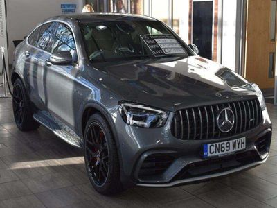 used Mercedes GLC63 AMG GLC CoupeS 4Matic+ 5dr MCT