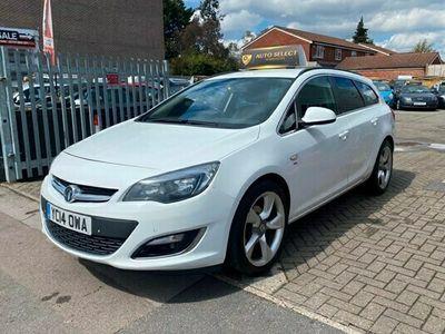 used Vauxhall Astra Hatchback 2.0 CDTi 16V ecoFLEX SRi 5d