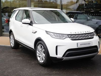 used Land Rover Discovery 2.0 Si4 HSE 5dr Auto