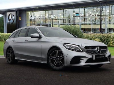 used Mercedes C220 C ClassD AMG LINE