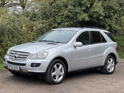 used Mercedes ML420 M Class 4.0CDI SPORT 5d 302 BHP LOVELY CAR - CRUISE CONTROL