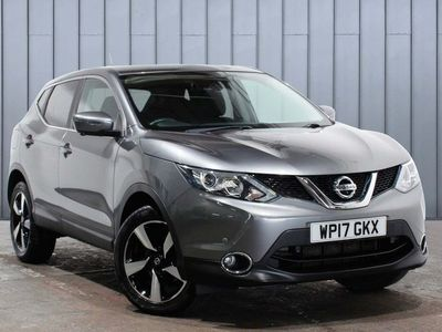 used Nissan Qashqai 1.2 DIG-T N-Connecta 5dr