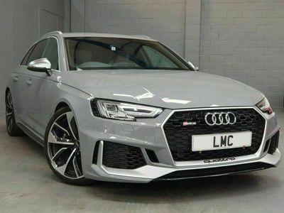 used Audi RS4 RS4 AVANT 2.9TFSI QUATTRO 5DR 444 BHP+NARDO GREY+20s+More