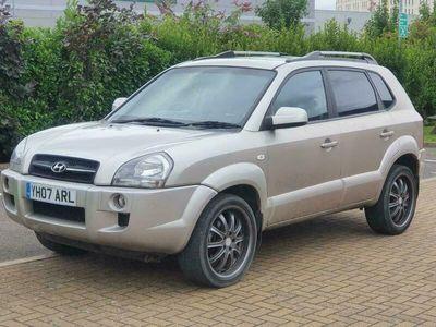 used Hyundai Tucson 2.0 CRTD CDX 5dr [138]