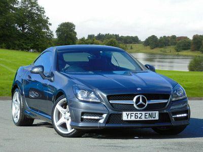 used Mercedes SLK250 CDI BlueEFFICIENCY AMG Sport 2dr Tip Auto