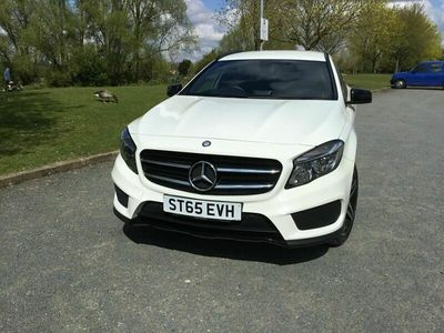 used Mercedes GLA250 Gla Class 2.0AMG Line 4MATIC 5dr