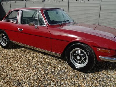 used Triumph Stag MANUAL OVERDRIVE 2-Door