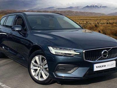 used Volvo V60 2019 Gloucester D4 MOMENTUM