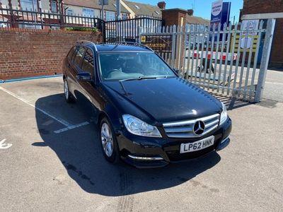 used Mercedes C220 C ClassCDI BLUEEFFICIENCY EXECUTIVE SE