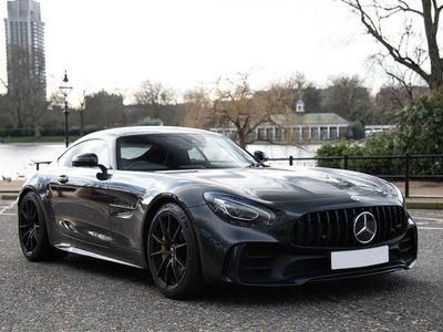 used Mercedes AMG GT R PREMIUM - AMG Exhaust Burmester Merc Warranty