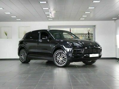 used Porsche Cayenne S 5dr Tiptronic S 2.9