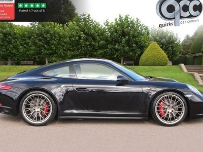 used Porsche 911 Carrera 4S 911 Coupe (991) 3.0 Coupe (10/15-) 2d PDK