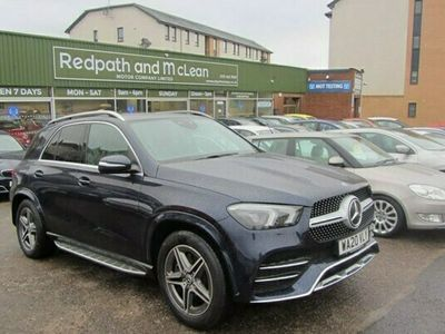 used Mercedes GLE300 Gle-Class 2.0D 4MATIC AMG LINE 5d 242 BHP High spec