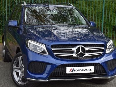 used Mercedes GLE350 GLE 3.0D 4MATIC AMG LINE 5d 255 BHP