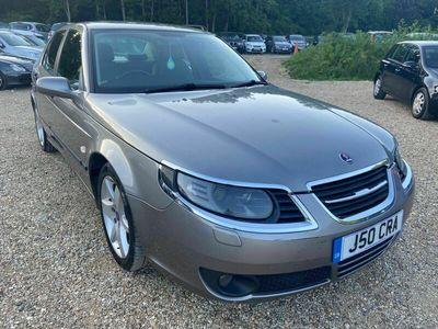 used Saab 9-5 1.9 TiD Linear Sport 4dr