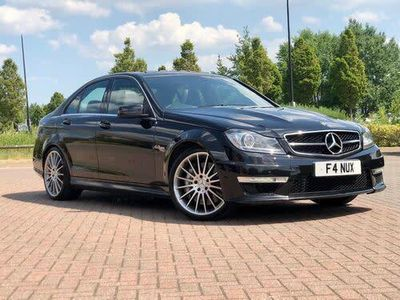 used Mercedes C63 AMG C CLASS 6.3AMG SALOON