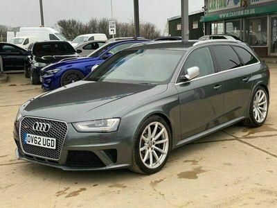 used Audi RS4 AVANT FSI QUATTRO 4.2 5dr