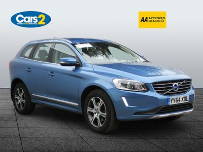 used Volvo XC60 2.4 D5 SE Lux Nav Geartronic AWD 5dr