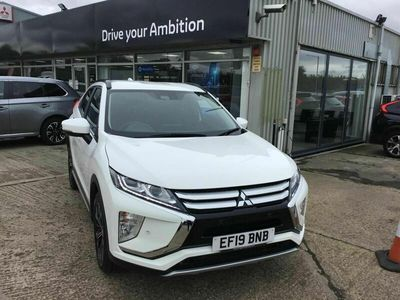 used Mitsubishi Eclipse Cross 1.5T 3 (s/s) 5dr