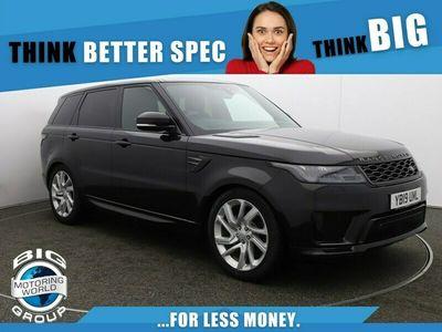 used Land Rover Range Rover Sport for sale | Big Motoring World