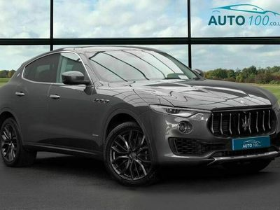 used Maserati Levante 3.0D V6 GranLusso ZF 4WD (s/s) 5dr