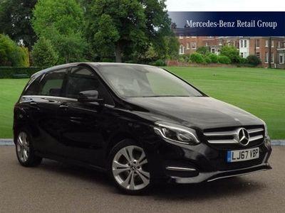 used Mercedes B180 B-ClassSport Premium Plus 5dr Auto