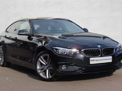 used BMW 420 4 Series d [190] xDrive Sport 5dr [Business Media]