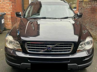 used Volvo XC90 2.4 D5 Active Geartronic AWD 5dr