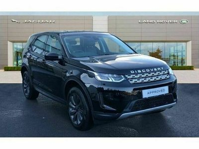 used Land Rover Discovery Sport 2.0 D150 S 5dr Auto