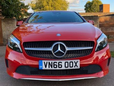 used Mercedes A200 A Class 2.1Sport (Premium) 7G-DCT (s/s) 5dr