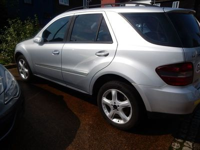 used Mercedes ML280 M Class 3.0CDI Sport 7G-Tronic 5dr