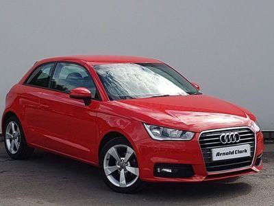 used Audi A1 1.0 TFSI Sport 3dr