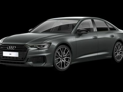used Audi A6 45 TFSI 265 Quattro Black Edition 4dr S Tronic