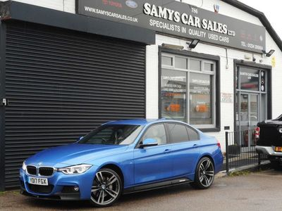 used BMW 335 3 Series 3.0 d M Sport Auto xDrive (s/s) 4dr
