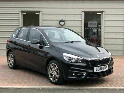 used BMW 220 Active Tourer 2 SERIES d xDrive Luxury 5dr [Nav] Step Auto diesel
