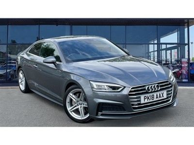 used Audi A5 2.0 TDI S Line 2dr S Tronic