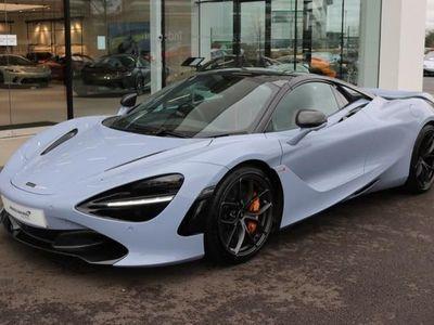used McLaren 720S Spider Performance