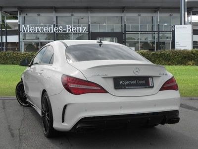 used Mercedes CLA45 AMG CLA 2017 Doncaster[381] 4Matic 4dr Tip Auto